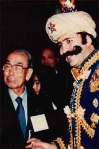 渋谷のパパ アミン・コヒィ氏