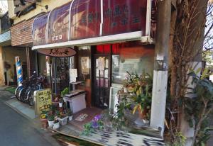大泉の母のお店「画廊喫茶ピエロ」