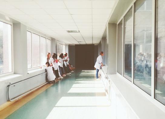 もっと良い病院に連れて行けたらと後悔・・・ Photo By PEXELS