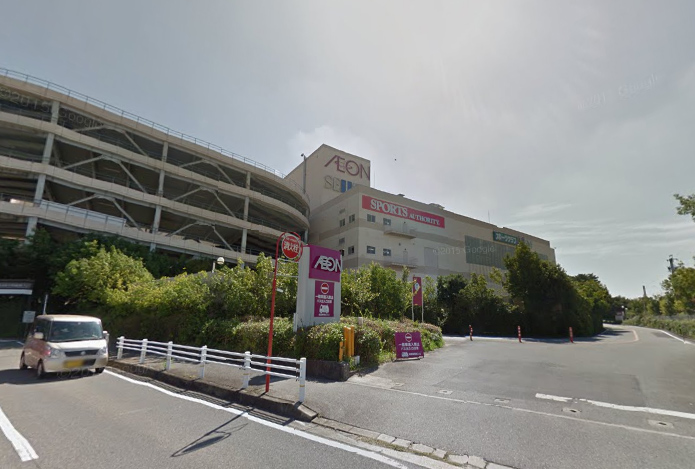 愛知県ショッピングモールにある占いの店アリア